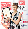 The Critics' Circle National Dance Awards 2016 <br /> at the Lilian Baylis Studio, Sadler's Wells, London, Great Britain <br /> <br /> 6th February 2017 <br /> Cathy Marston <br /> <br /> <br /> Photograph by Elliott Franks <br /> Image licensed to Elliott Franks Photography Services