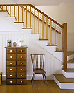 Design: Boothbay Home Builders.Holt Res.Boothbay, Me.#2418