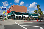 Patys classic diner and coffee shop in Toluca Lake, California