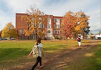 20101026 Fall Views of Trinity Campus
