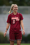 25 October 2009: Virginia Tech's Brittany Michels. The Duke University Blue Devils defeated the Virginia Tech Hokies 4-1 at Koskinen Stadium in Durham, North Carolina in an NCAA Division I Women's college soccer game.