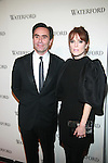 "Waterford CEO Pierre deVillemejane and Actress Attend Julianne Moore WATERFORD PRESENTS ""LIVE A CRYSTAL LIFE"" WITH JULIANNE MOORE.  The Iconic House of Crystal Debuts Interiors, Waterford's Premier Home Décor Portfolio at Center 548, NY"