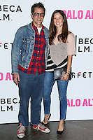 """LOS ANGELES, CA, USA - MAY 05: Johnny Knoxville, Naomi Nelson at the Los Angeles Premiere Of Tribeca Film's """"Palo Alto"""" held at the Directors Guild of America on May 5, 2014 in Los Angeles, California, United States. (Photo by Celebrity Monitor)"""