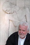 Russel Banks, American writer in 2002. Russell Banks in 2002.