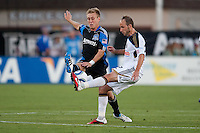San Jose Earthquakes vs Philadelphia Union July 09 2011