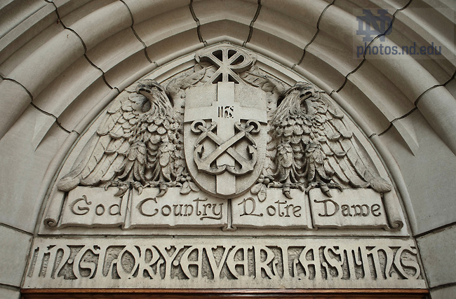 "... , Country, Notre Dame"" Photo by Matt Cashore/University of Notre Dame"