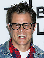 """LOS ANGELES, CA, USA - MAY 05: Johnny Knoxville at the Los Angeles Premiere Of Tribeca Film's """"Palo Alto"""" held at the Directors Guild of America on May 5, 2014 in Los Angeles, California, United States. (Photo by Celebrity Monitor)"""