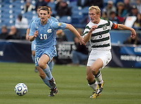 NCAA Mens Soccer Championships 2011