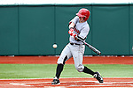 21 February 2015: Hartford's Ryan Lukach. The Iona College Gaels played the University of Hartford Hawks in an NCAA Division I Men's baseball game at Jack Coombs Field in Durham, North Carolina as part of the Duke Baseball Classic. Hartford won the game 12-1.