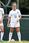 23 August 2015: North Carolina's Darcy McFarlane. The University of North Carolina Tar Heels played the Fresno State Bulldogs at Fetzer Field in Chapel Hill, NC in a 2015 NCAA Division I Women's Soccer game. UNC won the game 7-0.