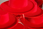 typical andalusian red hats<br /> <br /> sombreros rojos, t&iacute;pico andaluz<br /> <br /> typisch andalusische rote H&uuml;te<br /> <br /> 3008 x 2000 px