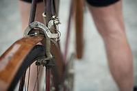 Scheldeprijs 2012..old school brakes