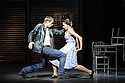 London, UK. 16.07.2015. Matthew Bourne's THE CAR MAN opens at Sadler's Wells. Picture shows: Kate Lyons (Rita) and Liam Mower (Angelo). Photograph © Jane Hobson.