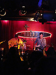 Band performing at the Continental Club, Austin, Texas