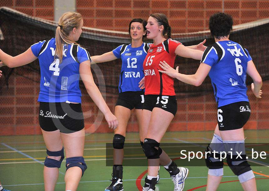 Vlamvo Vlamertinge  : vreugde bij Vlamertinge<br /> foto VDB / Bart Vandenbroucke
