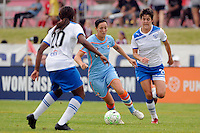 Sky Blue FC vs Boston Breakers June 12 2011