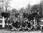 The Taft School football team in Watertown during the fall of 1899.