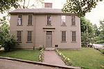 Hancocke -  Clark House in Lexington, MA