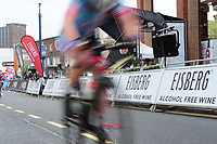 Picture by Alex Whitehead/SWpix.com - 11/05/2017 - Cycling - Tour Series Round 2 -  Stoke on Trent - Matrix Fitness Grand Prix Series Women's Race, Stoke on Trent - England -