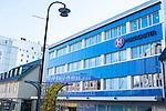 Shipping company Hurtigruten office, Tromso, Norway