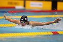 Miho Takahashi (JPN), .APRIL 2, 2012 - Swimming : .JAPAN SWIM 2012 .Women's 400m Individual Medley Final .at Tatsumi International Swimming Pool, Tokyo, Japan. .(Photo by YUTAKA/AFLO SPORT) [1040]
