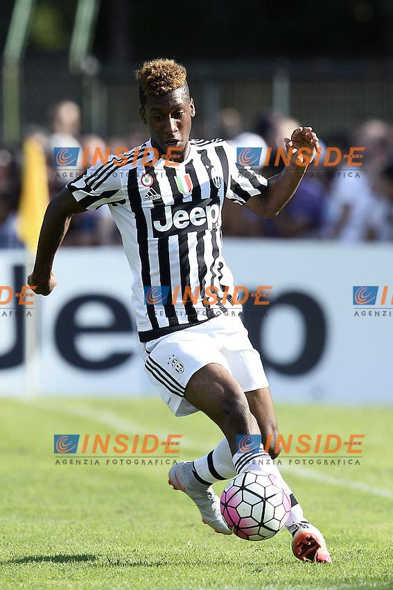 Villar Perosa (To) 19-08-2015 - amichevole / Juventus A-Juventus B / foto Daniele Buffa/Image Sport/Insidefoto<br /> nella foto: Kingsley Coman