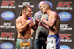 September 24, 2010: UFC 119 Weigh In