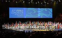 Fussball 63. FIFA Kongress auf Mauritius 2013