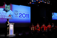 2011 National Soccer Hall of Fame Induction Ceremony June 04 2011