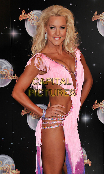 Strictly Come Dancing 2012 Launch | CAPITAL PICTURES