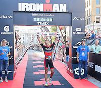 Madison, Wisconsin: Ironman | Photos by Greg Dixon