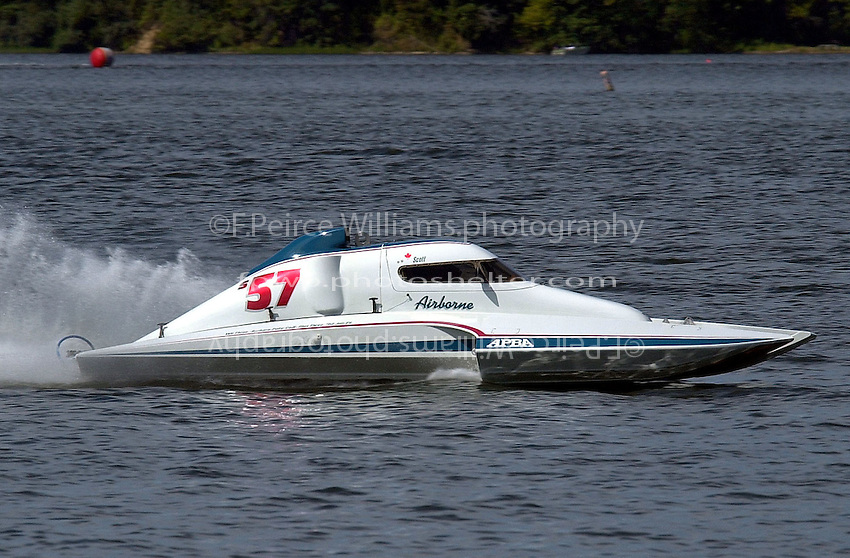 S-57     (2.5 Litre Stock hydroplane(s)