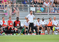 D.C. United Head Coach Ben Olsen. D.C. United defeated the The New England Revolution 3-1 in the Quarterfinals of Lamar Hunt U.S. Open Cup, at the Maryland SoccerPlex, Tuesday June 26 , 2013.