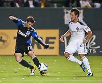 Los Angeles Galaxy vs San Jose Earthquakes August 20 2011