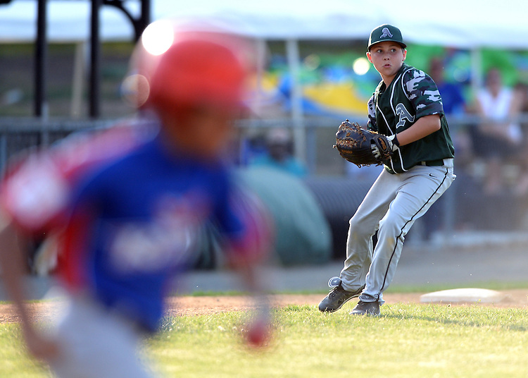 (Holyoke, MA, 06/19/16) Holyoke Allies baseball on Sunday, June 19, 2016. Photo by Christopher Evans