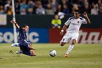 Los Angeles Galaxy vs Sporting Kansas City May 07 2011