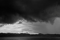 Storm over Busuanga Palawan Philippines