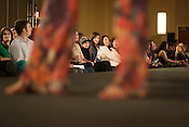 Front row looks, Redress Raleigh, 5th Annual Eco-Fashion Show, Saturday, March 23, 2013.