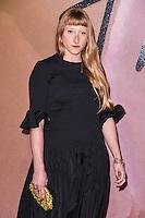 Molly Goddard at the Fashion Awards 2016 at the Royal Albert Hall, London. December 5, 2016<br /> Picture: Steve Vas/Featureflash/SilverHub 0208 004 5359/ 07711 972644 Editors@silverhubmedia.com