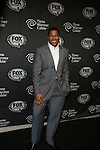 Michael Strahan FOX Sports 1 celebrates the official Thursday Night Super Bash at Time Warner Cable Studios. Hosts MichaelStrahanand Erin Andrews Superbowl week, NY