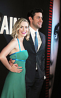 NEW YORK, NY-October 04:Jim Krasinski, Emily Blunt  at Universal Pictures presents the America premiere of Dreamworks and Rellance Entertainments The Girl on the Train  at Regal E-Walk Stadium 13 & RPX in New York.October 04, 2016. Credit:RW/MediaPunch