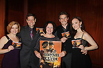 04-23-12 Broadway Extravaganza - Leukemia Lymphoma - Bonnie & Clyde releases new CD -