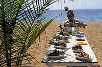 Cuisine des Caraïbes  / Caribbean cuisine
