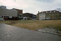 1986 January ..Redevelopment...Tidewater Community College..CAPTION...NEG#.NRHA#..