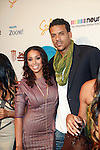 Basketball Wives LA's Gloria Govan and NBA Basketball Player Matt Barnes - Arrivals: STYLE360 New York Fashion Week Presented by Stoli - SACHIKA SPRING 2012: MERMAID PARADISE - Metropolitan Pavilion New York City, USA - 9/13/11