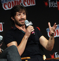 NEW YORK, NY-October 07:Eoin Macken at ComicCon 2016: Resident Evil: The Final Chapter panel at Madison Square Garden in New York.October 07, 2016. Credit:RW/MediaPunch