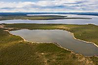 Crosswinds lake, southcentral, Alaska.
