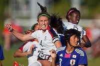 USA Women U-17 vs Japan August 28 2011