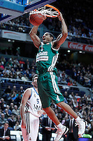 REAL MADRID v ZALGIRIS KAUNAS.EUROLEAGUE 2012/2013