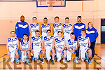 Tralee Imperials at the U20 National Cup in Mounthawk Gym on Sunday Tralee Imperials v Phoenix